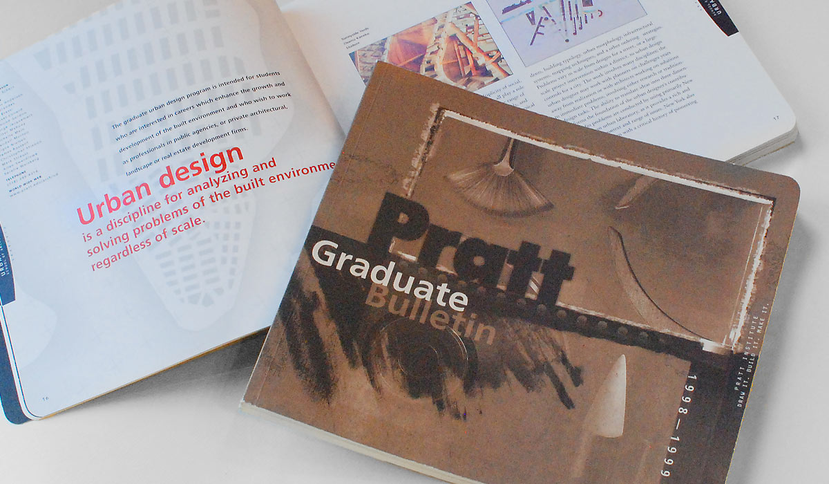 Pratt Institute Course Catalogs
