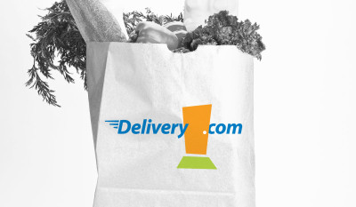 Delivery.com Identity Portfolio Image by Studio 23 | Lee Willett, Creative Director | Web Design and Development | Westchester, New York