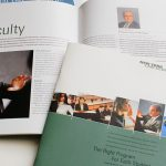 New York Law School Print Collateral by Lee Willett / Studio 23