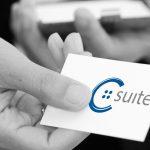 C-suite inc. identity and branding by Lee Willett / Studio 23