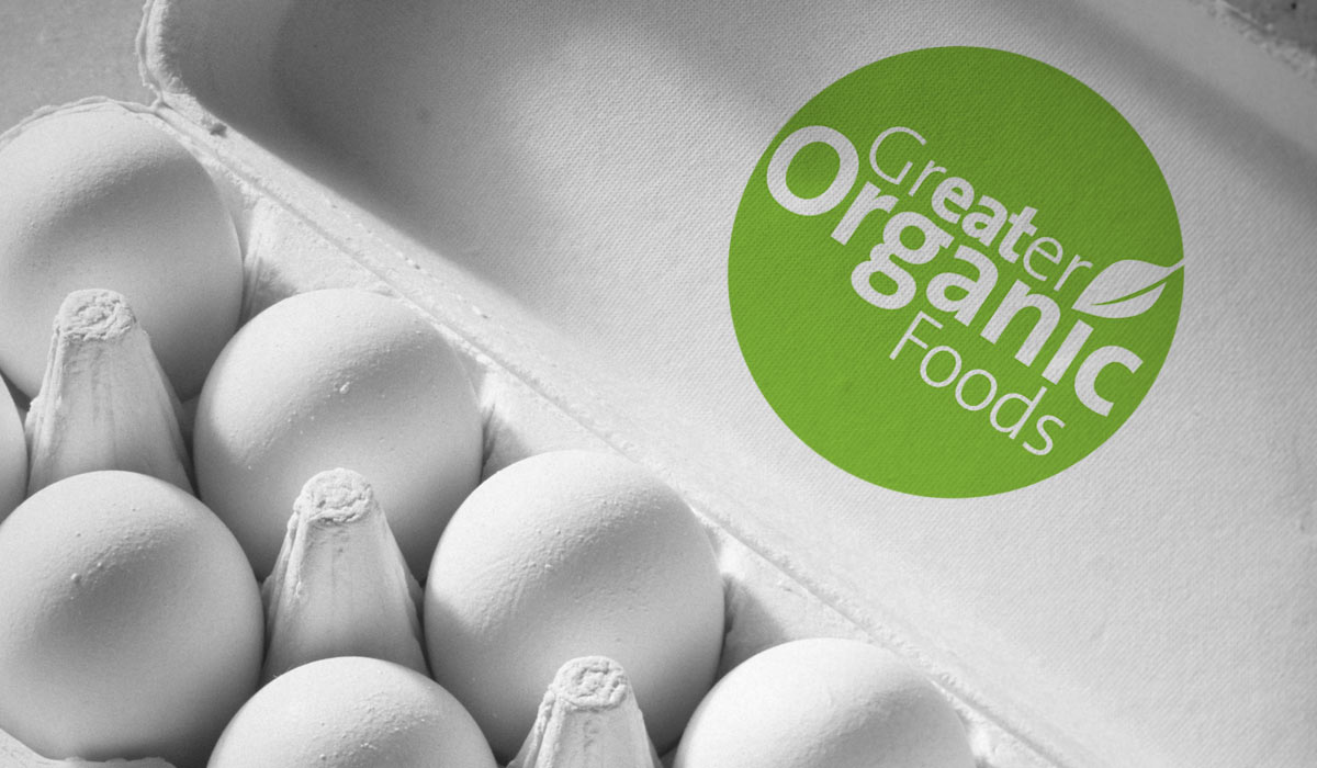 Greater Organic Foods Identity